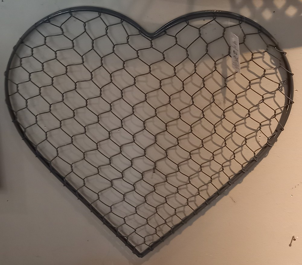 Grille coeur